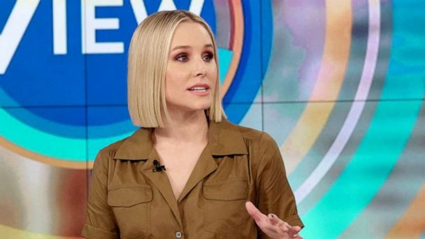 Kristen Bell says Anna will deal with codependency to sister Elsa in 'Frozen 2'