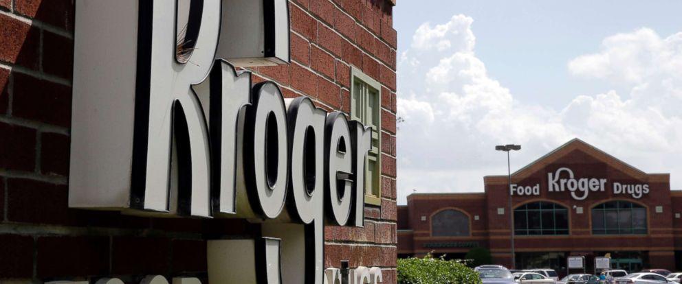 A Kroger store in Houston on June 17, 2014.