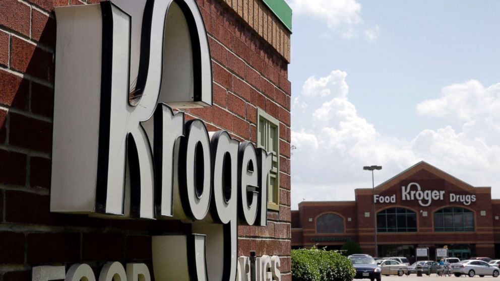 A Kroger store in Houston on June 17, 2014.