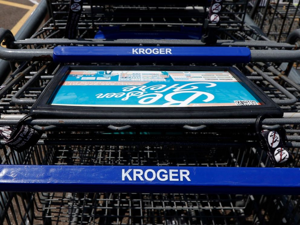 new product 954b1 528cc Kroger recalls frozen berries over hepatitis A concerns - ABC News