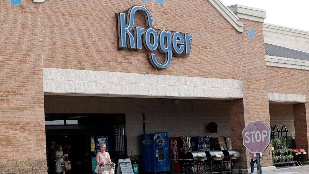 Ex-workers sue Kroger, claiming they were fired for refusing to wear rainbow symbol