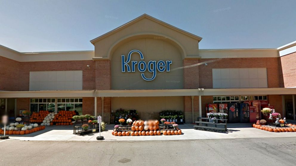 PHOTO: Kroger Supermarket in Jeffersonton, Kentucky.