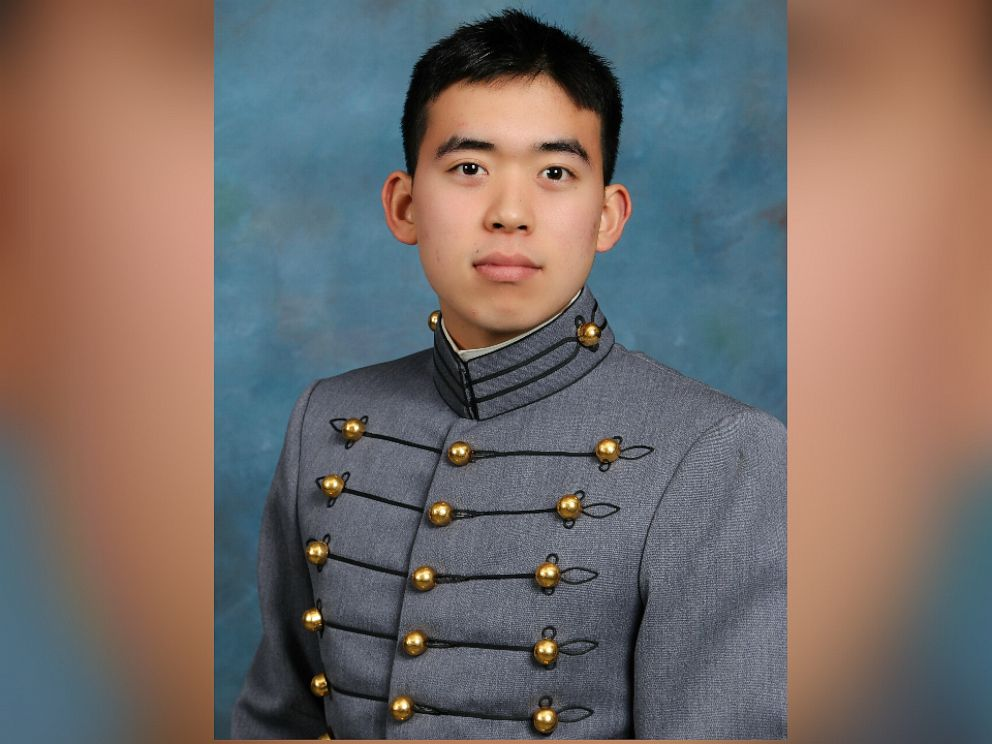 PHOTO: U.S. Military Academy cadet Kade Kurita is pictured in this undated handout photo.