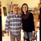 Tracy Melton, a Spokane Valley, Wash., woman who found her long-lost father, Reynaldo Delgado, after taking an Ancestry.com DNA test. She found out her dad lived only 12 miles from her.