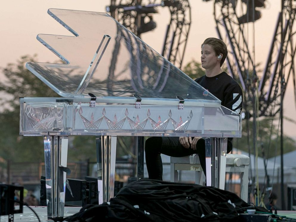 PHOTO: Kygo performs at the 2019 VELD Music Festival held at Downsview Park, Aug. 4, 2019, in Toronto, Canada.