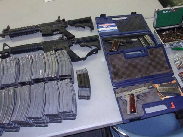 Officials thwart possible school shooting, 2 AR-15s found at teen's home: Sheriff