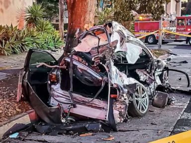 Charges filed against 17-year-old Lamborghini driver in fatal car crash
