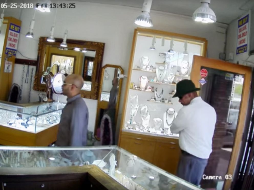 PHOTO: The Los Angeles Police Department has released surveillance footage of a May 25, 2018, attempted robbery in Studio City, Calif. in hopes the public can help identify the suspects.