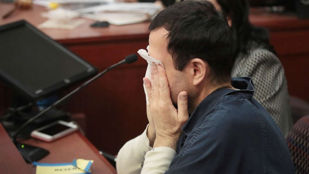 Sexual assault victims confront former Olympic doctor Larry ...