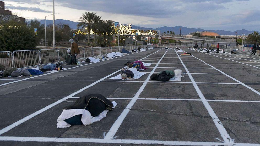 Бесплатное жильё для бомжей в калифорнии