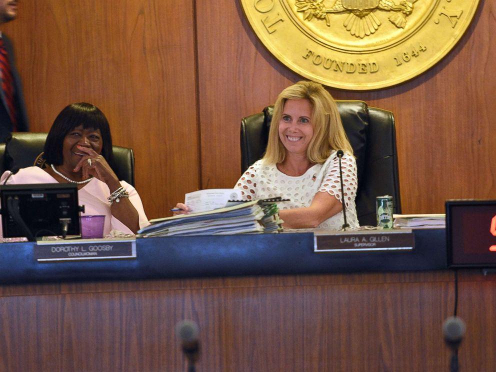 PHOTO: Laura Gillen is town supervisor in Hempstead, New York.