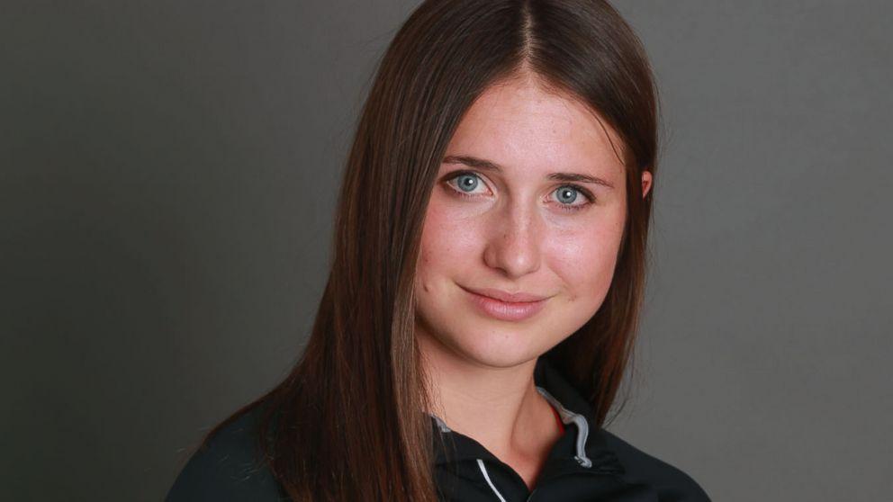Lauren McCluskey is seen here in this Aug. 30, 2017 file photo in Salt Lake City, Utah.