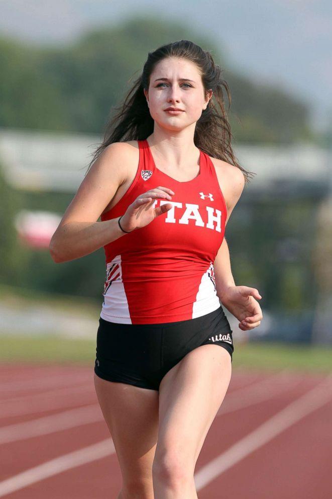 Lauren McCluskey is seen here in this Aug. 21, 2018 file photo in Salt Lake City, Utah.