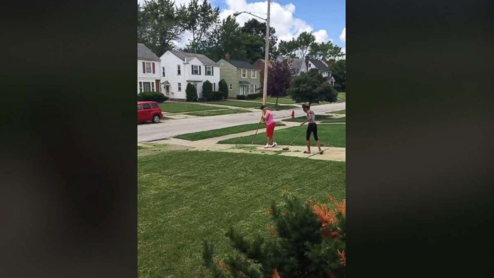 Neighbors in Maple Heights, Ohio, called the police on Mr. Reggie's Lawn Cutting Service because he cut their grass by mistake.