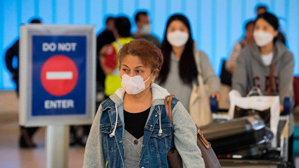 Coronavirus live update: Northern California laporan baru dugaan kasus positif