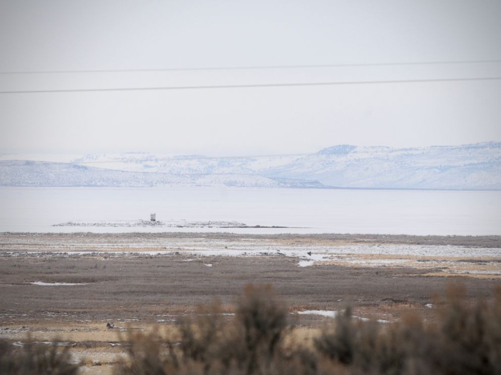 PHOTO: Established in 1908, the Malheur Wildlife Refuge is one of the premier migratory bird habitats in the U.S., featuring Malheur Lake, Jan. 3, 2016.
