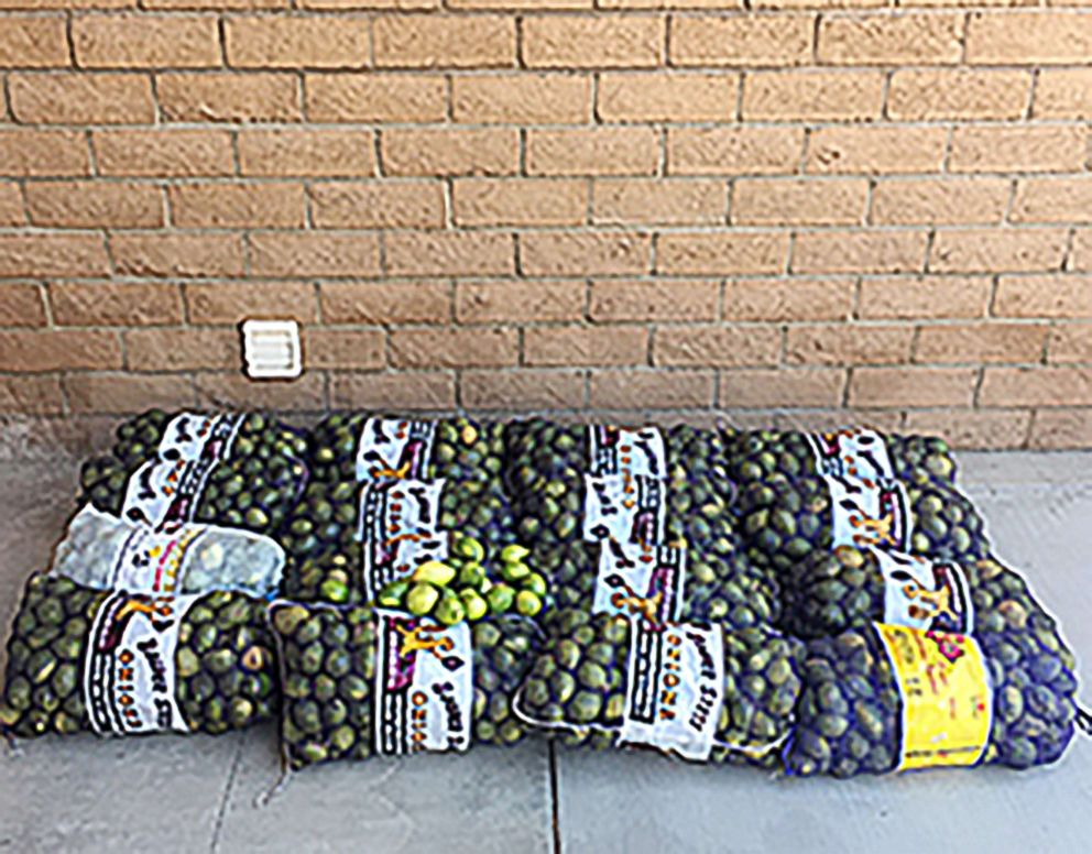Dionicio Fierros, 69, of Los Angeles, was arrested on Aug 24, 2018 and booked at the Indio Jail for theft of agricultural products, after police found 800 pounds of lemons in his car.