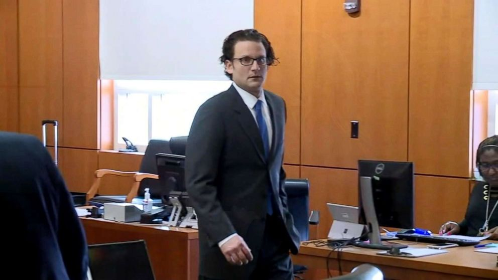 Leon Jacob appears in court in Houston, March 26, 2018.