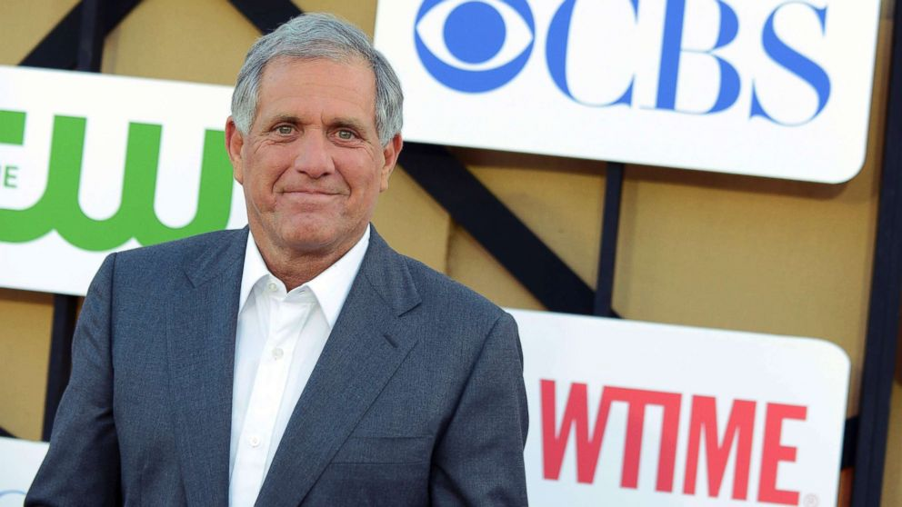 Les Moonves attends the CBS, CW and Showtime TCA party at The Beverly Hilton in Beverly Hills, Calif, July 29, 20.