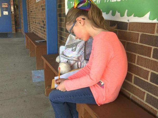 9-year-old in Tennessee writes letter to sheriff asking for more school security
