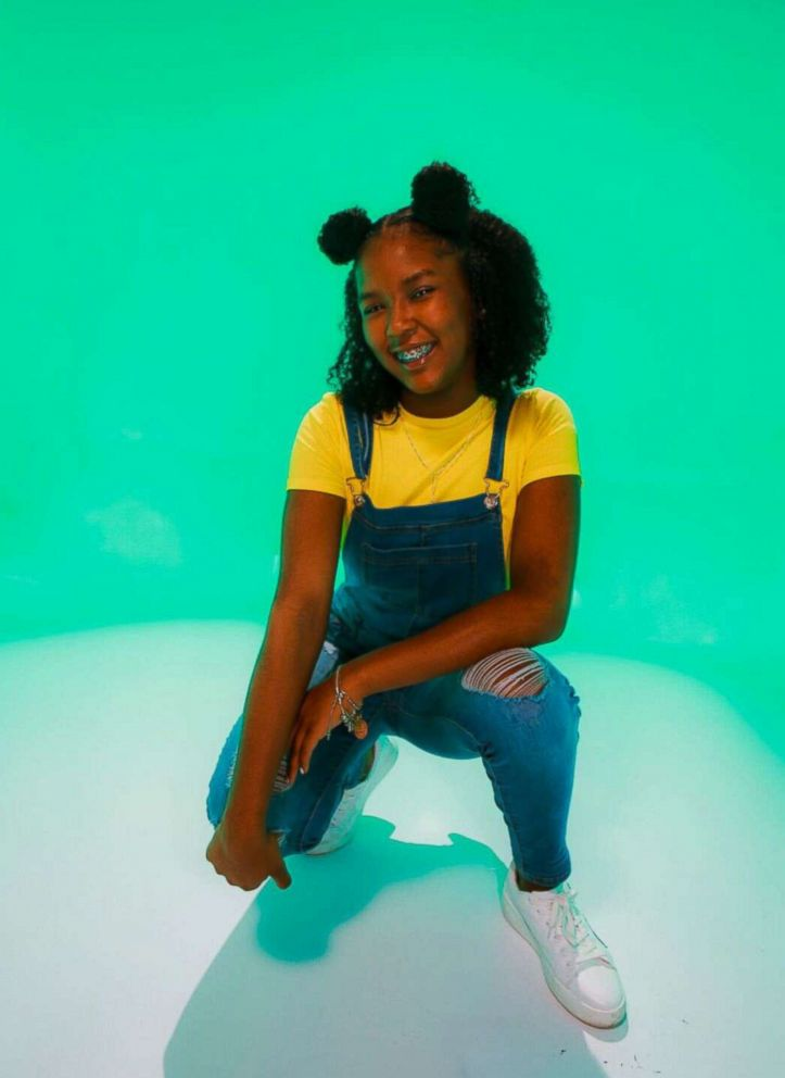 PHOTO: The 13-year-old behind @curlanistas, Lexi is the author of children books designed to inspire and build self-esteem. She founded Curlanistas, which is a movement developed to get girls of all ages to embrace their natural hair.