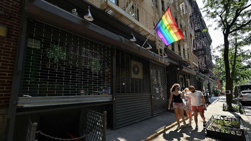 Even in Pride Month, LGBTQ companies battle to outlive amid COVID thumbnail