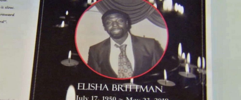 PHOTO: Family members of Elisha Brittman and Alfonso Bennett are taking legal action after Brittman was taken off of life support at Chicagos Mercy Hospital and later died after a case of mistaken identity.