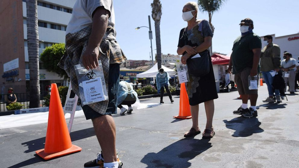 Coronavirus updates: US records under 50,000 new cases for 2nd straight day