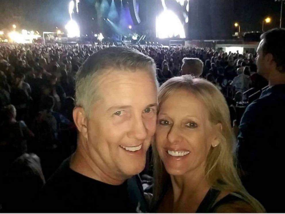 PHOTO: Victor Link, one of the people killed in Las Vegas after a gunman opened fire, Oct. 1, 2017, at a country music festival.