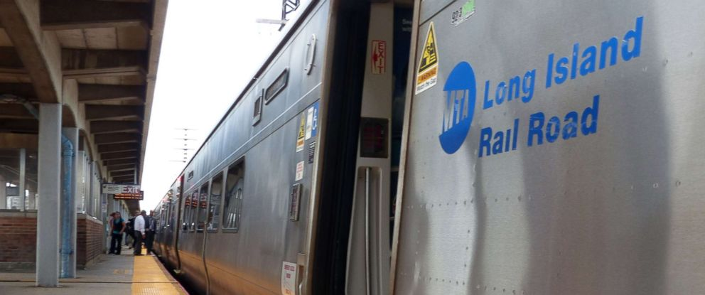 PHOTO: A LIRR train.