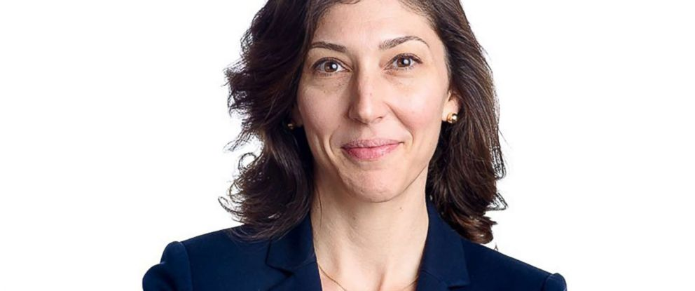 PHOTO: Lisa Page is pictured in this undated photo.