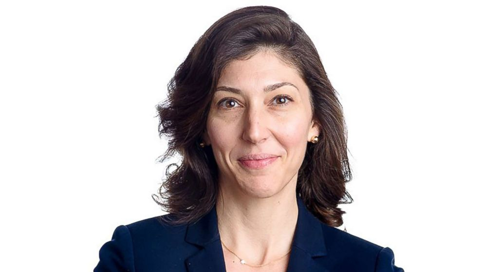 Lisa Page owes an apology --- to Peter Strzok's wife