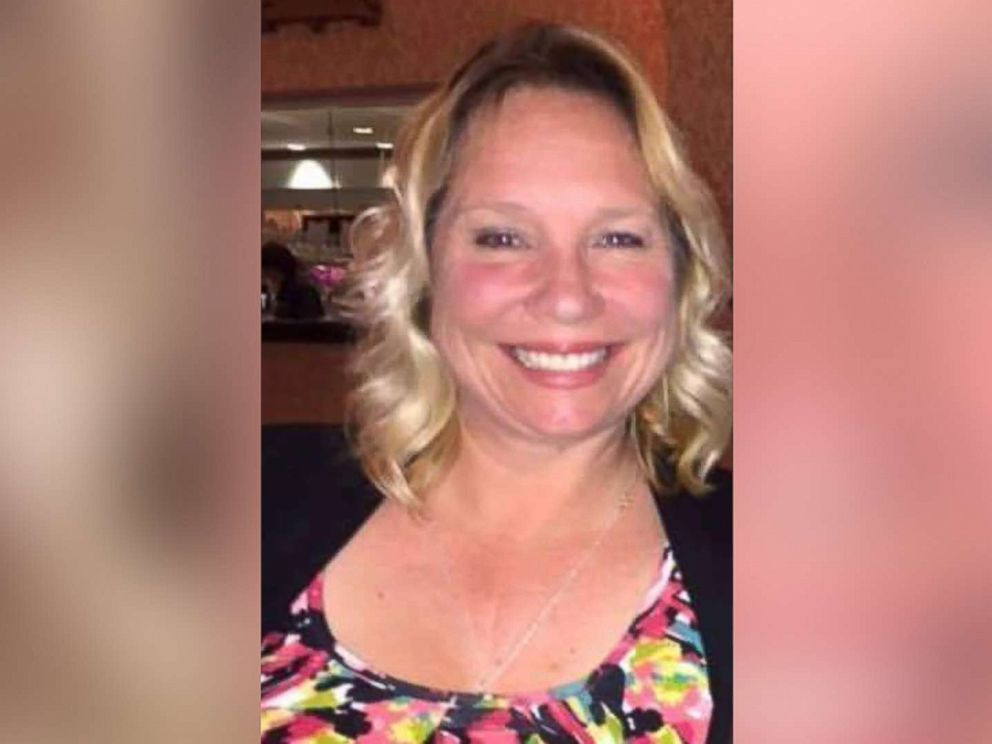 PHOTO: This undated photo shows Lisa Patterson, one of the people killed in Las Vegas after a gunman opened fire on Oct. 1, 2017, at a country music festival.