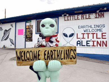 'Storm Area 51' creator cancels event over fears of 'humanitarian disaster'