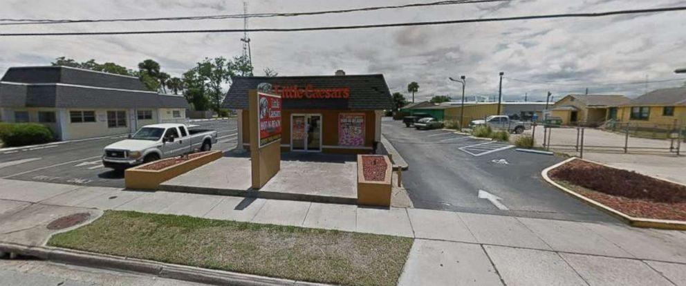 An employee at a Little Caesars in Holly Hill, Fla., shot and killed an attacker outside the shop on Saturday, May 26, 2018, according to police.