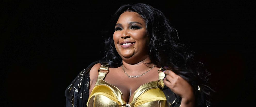 PHOTO: Lizzo performs at Radio City Music Hall, Sept. 24, 2019, in New York City.