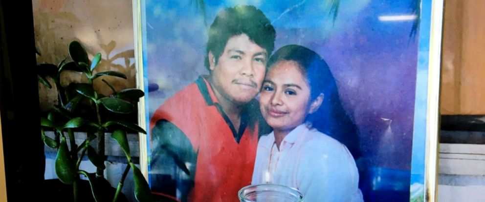 PHOTO: Ismael Lopez and Claudia Linares are pictured in this photo released by her attorney.