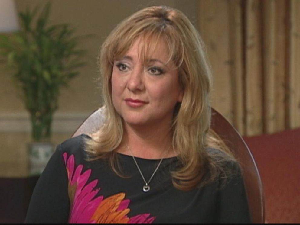PHOTO: Lorena Bobbitt is interviewed by ABC in 2010.