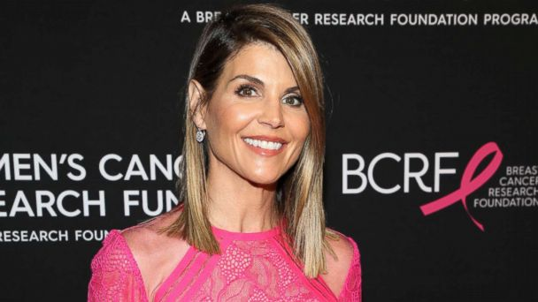 Hallmark Channel drops actress Lori Loughlin amid college cheating scandal