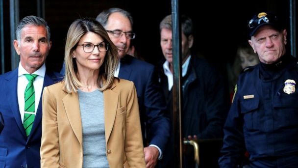 Lori Loughlin says she's not guilty of new charge in Varsity Blues case