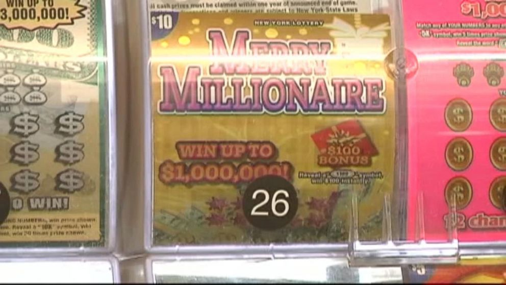 PHOTO: Donald Savastano died of cancer three weeks after winning the lottery.