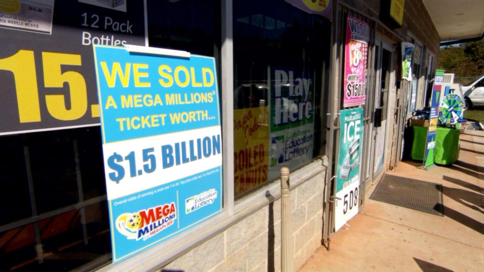 Mystery surrounds $1 5 billion Mega Millions jackpot winner who