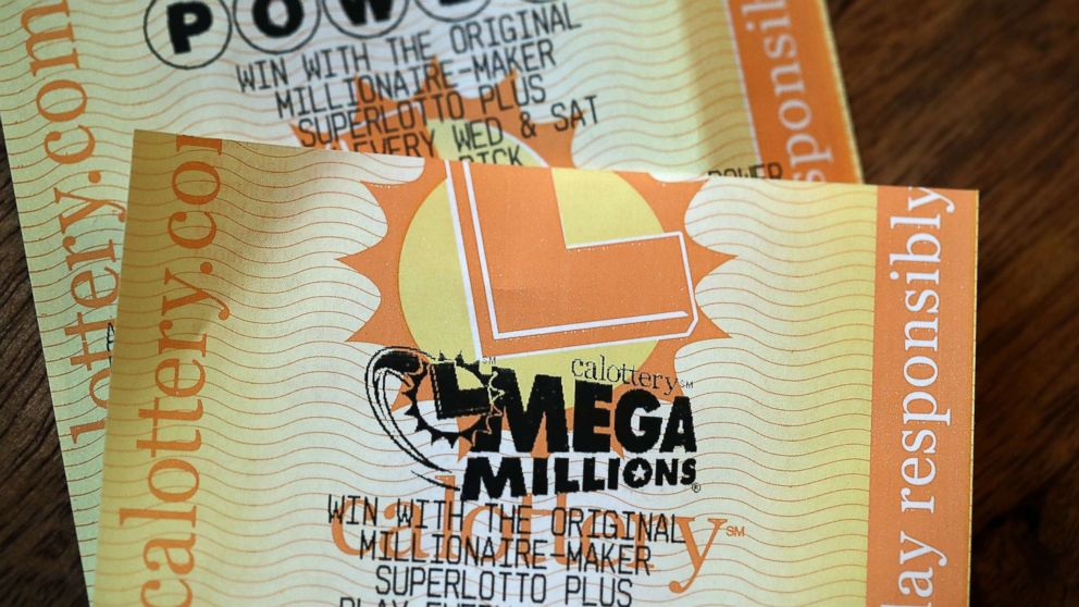 Powerball and Mega Millions lottery tickets, Jan 3, 2018 in San Anselmo, Calif. The Powerball jackpot and Mega Millions jackpots are both over $400 million.