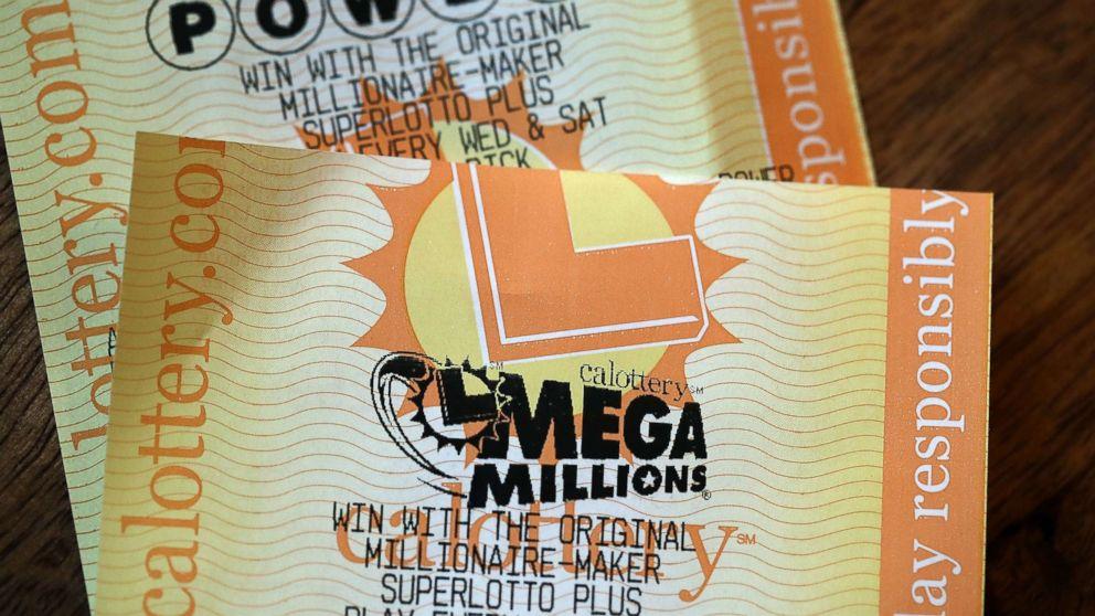Mega Millions Numbers Drawn For 530 Million Jackpot Abc News