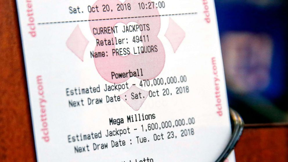 Powerball Jackpot Rises To 620 Million Third Largest In Game S