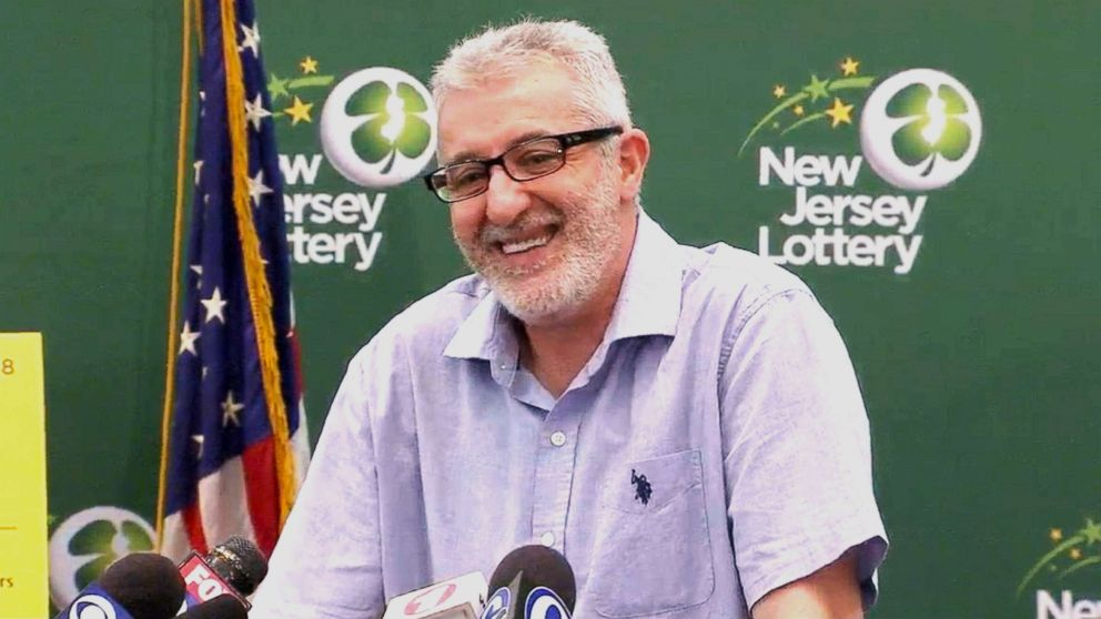 Tayeb Souami of Little Ferry, N.J., came forward as the winner of the $315.3 million lottery drawing from May 19, 2018.
