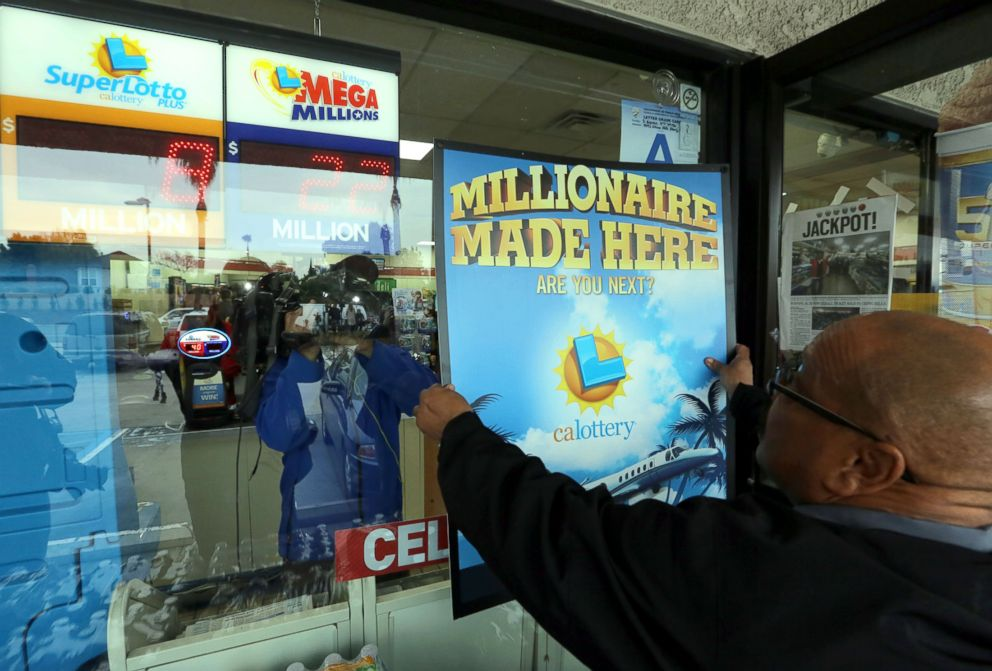 Mega Millions lottery: Where does lottery money go in