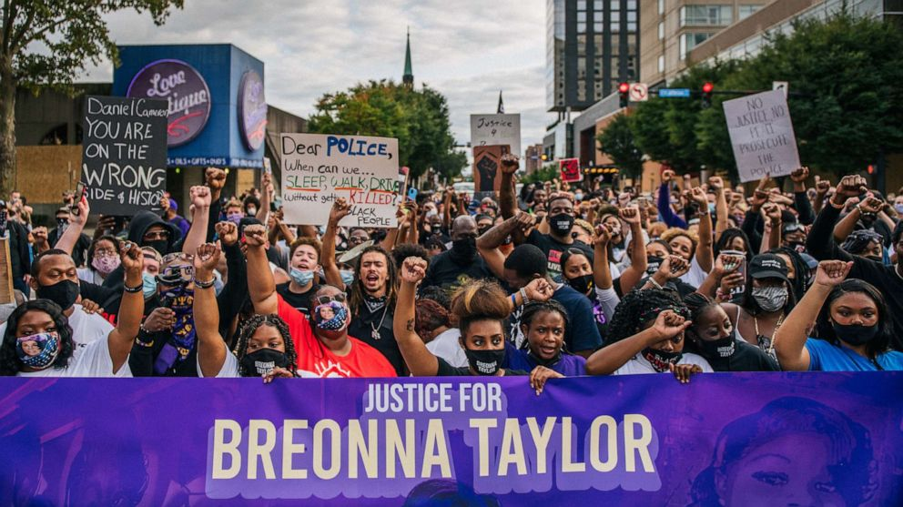 Breonna Taylor case sparks renewed scrutiny of grand juries in police misconduct cases