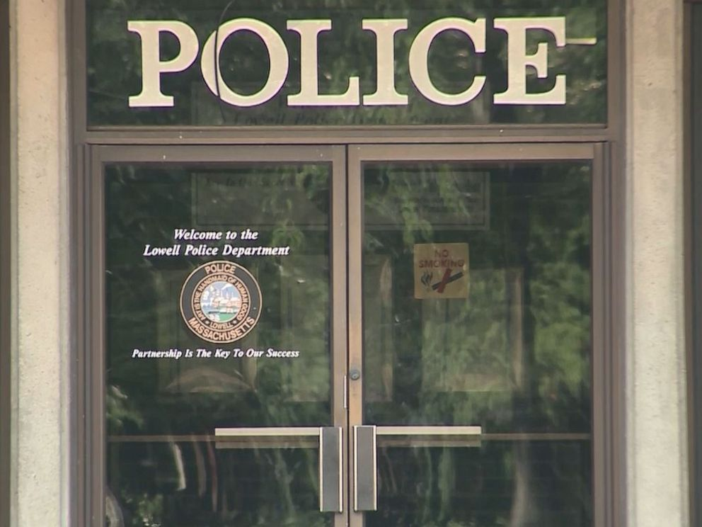 PHOTO: The Lowell, Mass., Police Department said it immediately reassigned one of its officers to desk duty after learning he was under investigation for raping a teen in 2016.