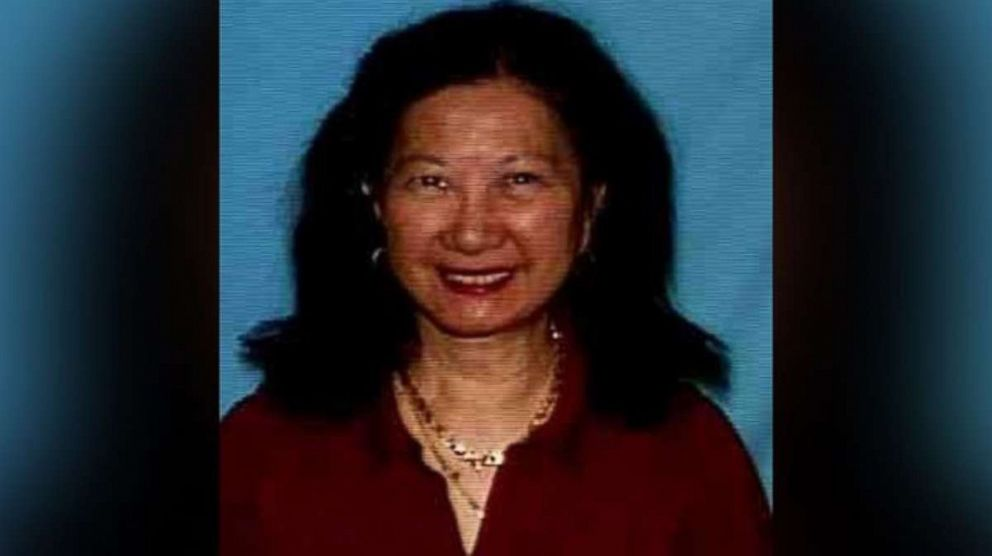 PHOTO: Lu Thi Harris, 81, of Dallas, was found murdered in her bedroom in March 2018. Billy Chemirmir, a home health aide, has been charged with the crime.